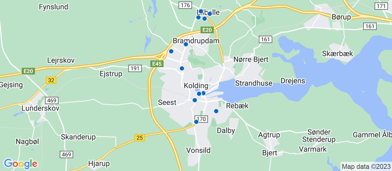 cateringfirmaer i Kolding