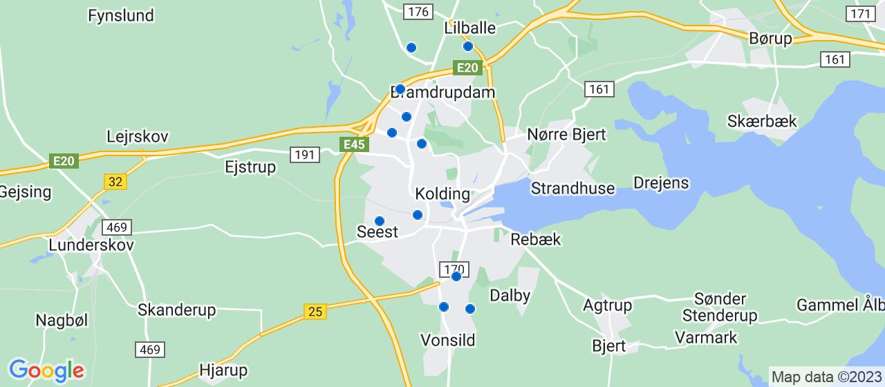 alarmselskaber i Kolding