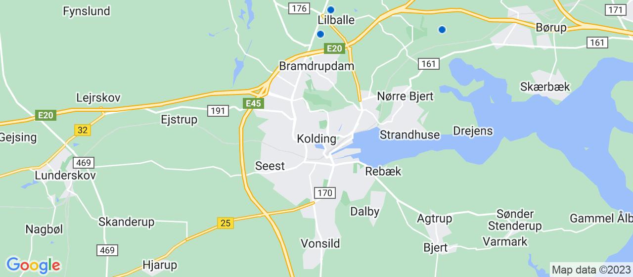 flyttefirmaer i Kolding