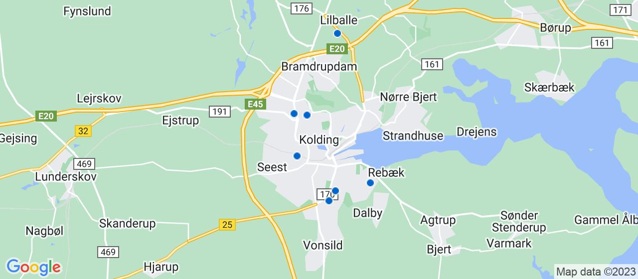 VVS firmaer i Kolding