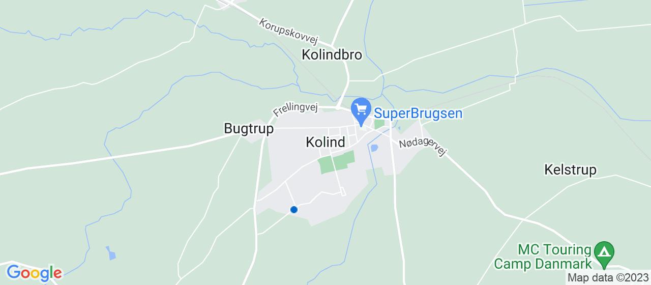 isoleringsfirmaer i Kolind