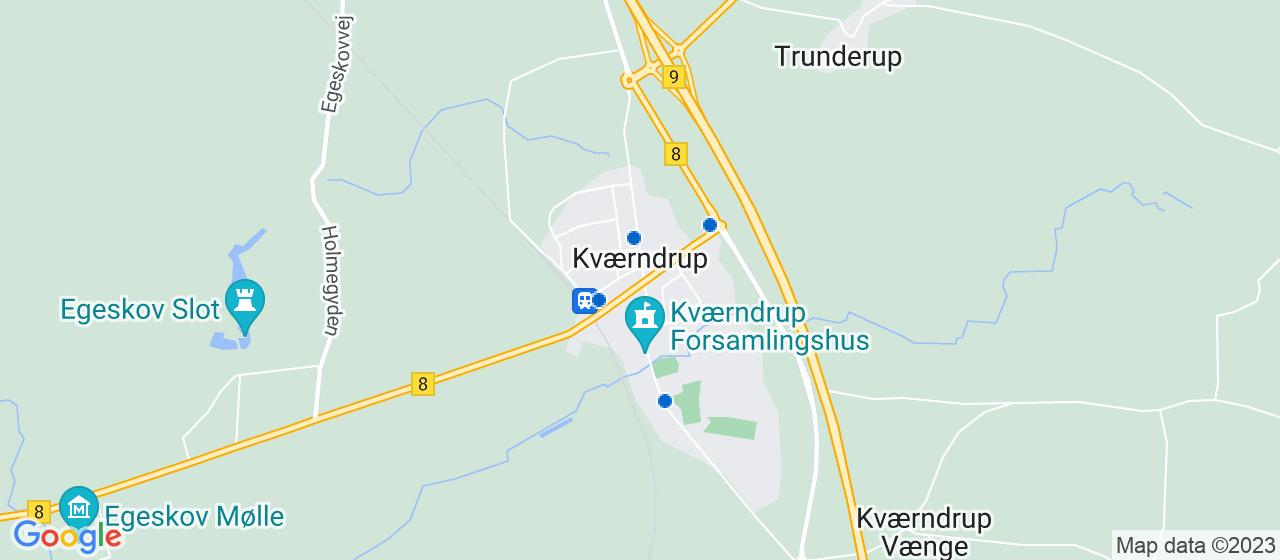 varmepumpe firmaer i Kværndrup