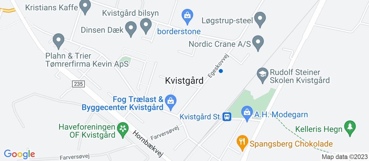 flyttefirmaer i Kvistgård