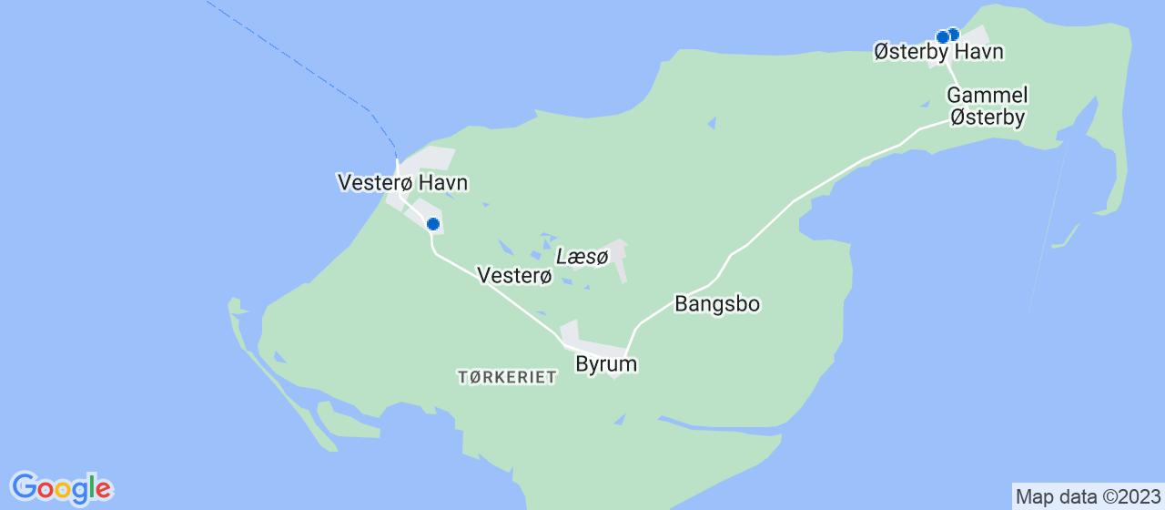 elektrikerfirmaer i Læsø