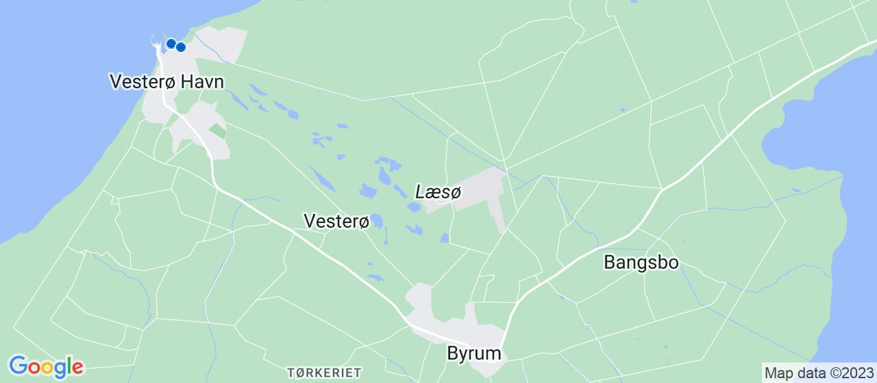 vvsfirmaer i Læsø
