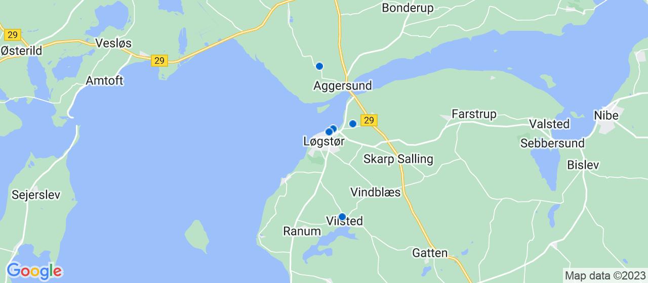 kloakfirmaer i Løgstør