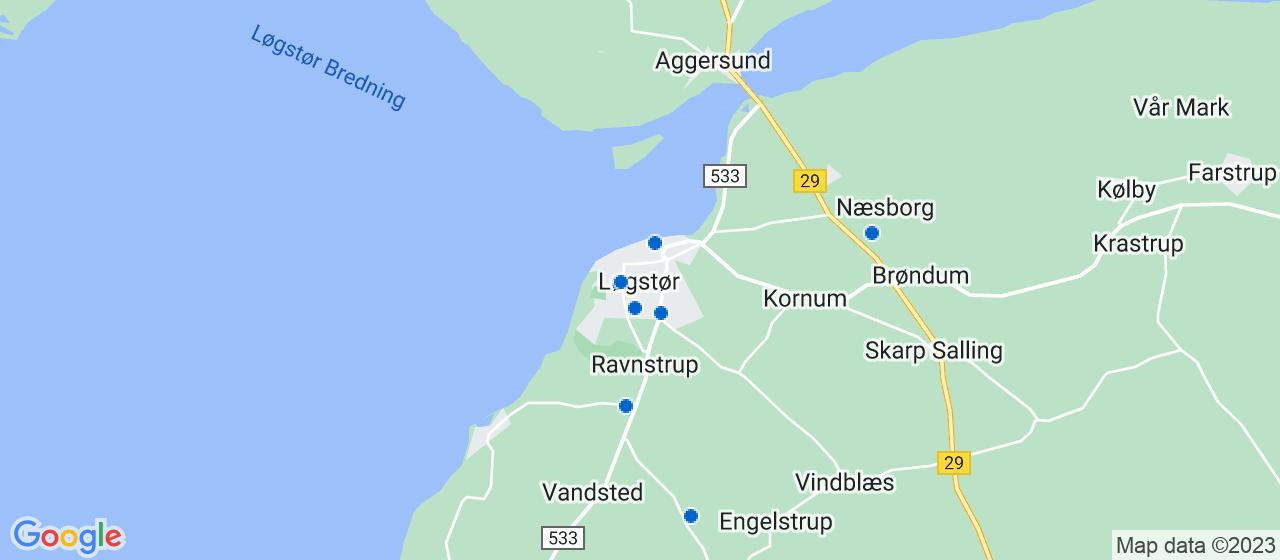 varmepumpe firmaer i Løgstør