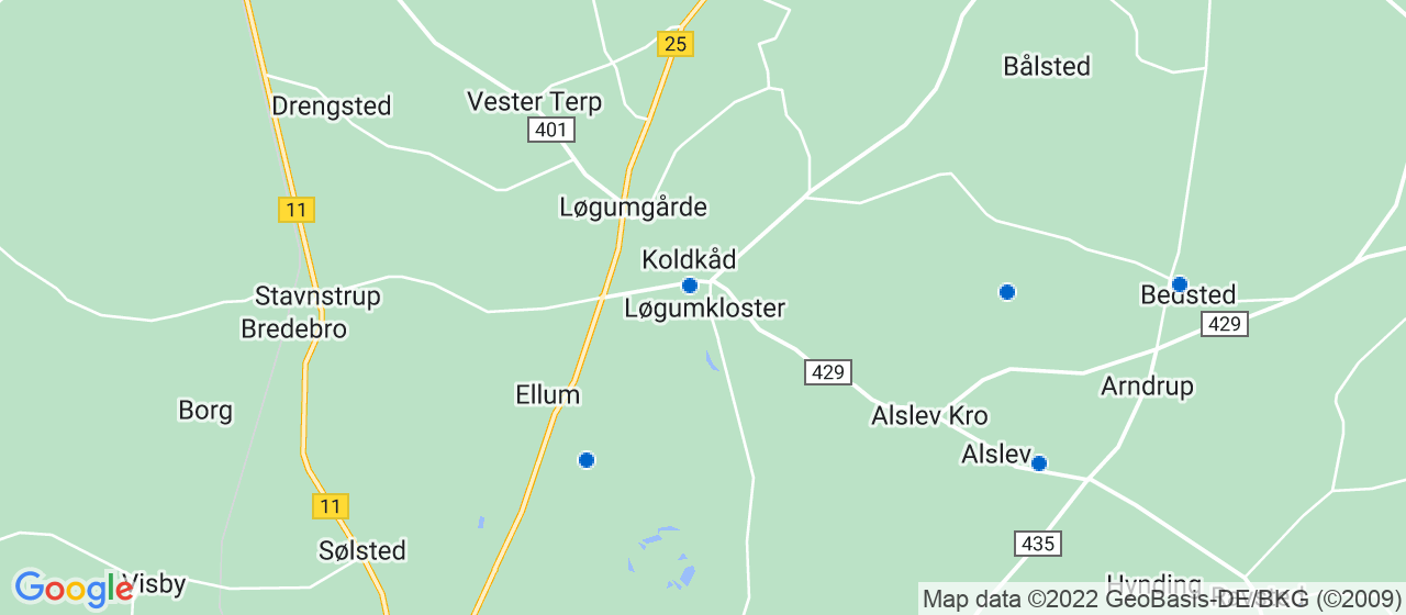 anlægsgartnerfirmaer i Løgumkloster