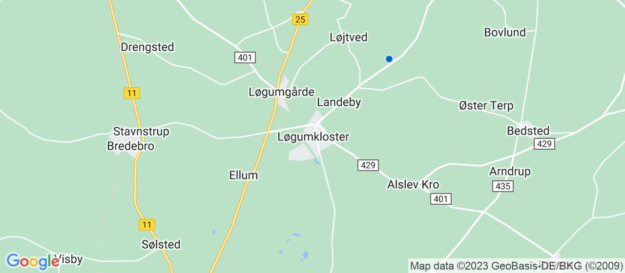 gulvafslibning firmaer i Løgumkloster