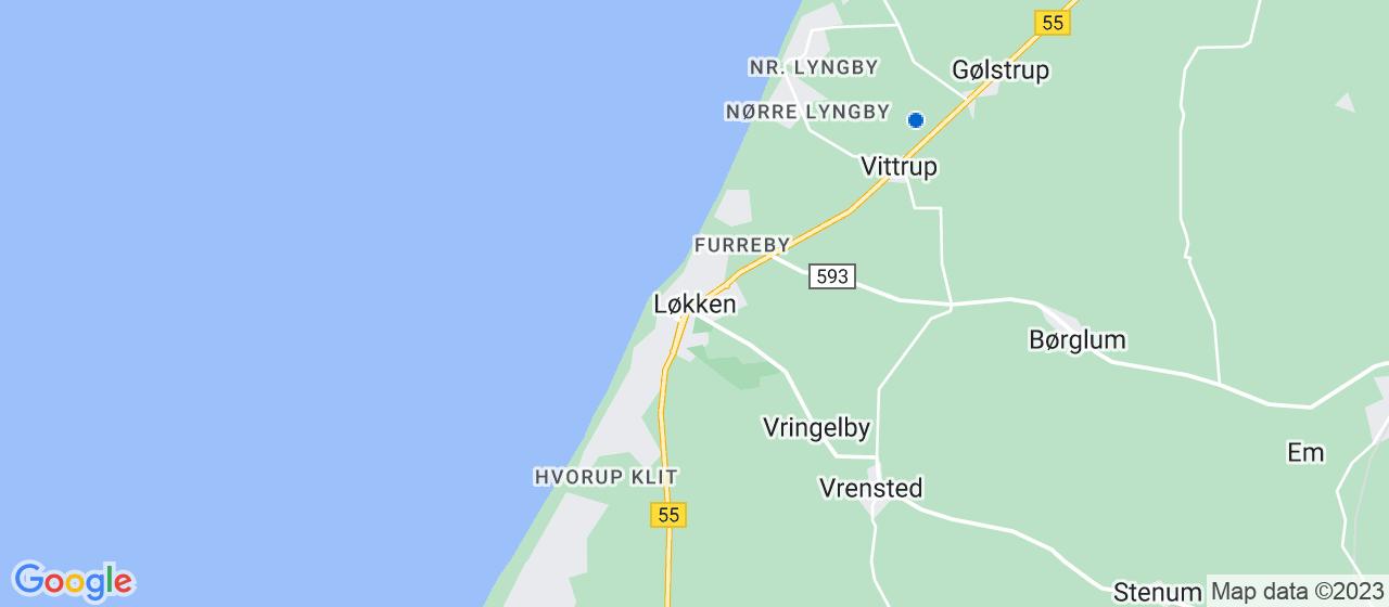 alarmselskaber i Løkken