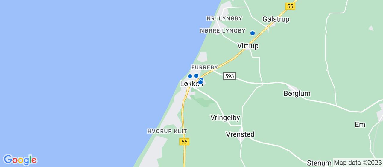 varmepumpe firmaer i Løkken
