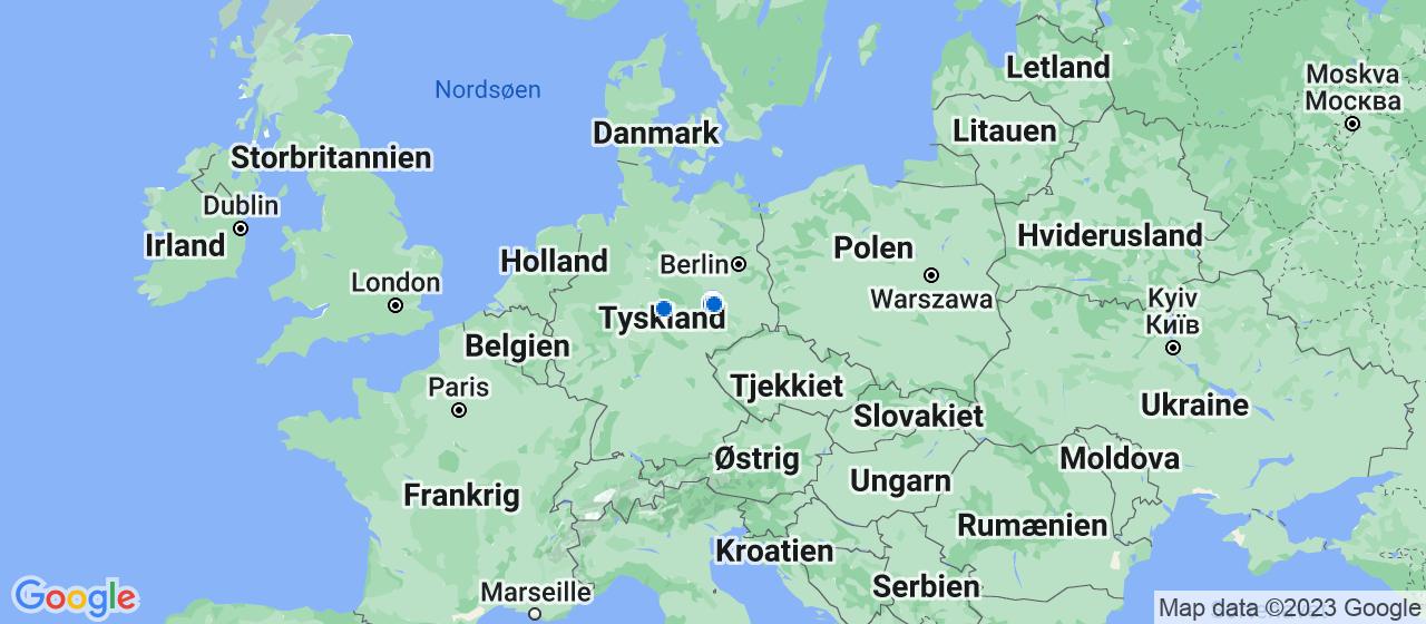 Umzugsunternehmen i Leipzig