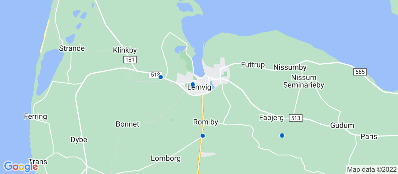 kloakfirmaer i Lemvig