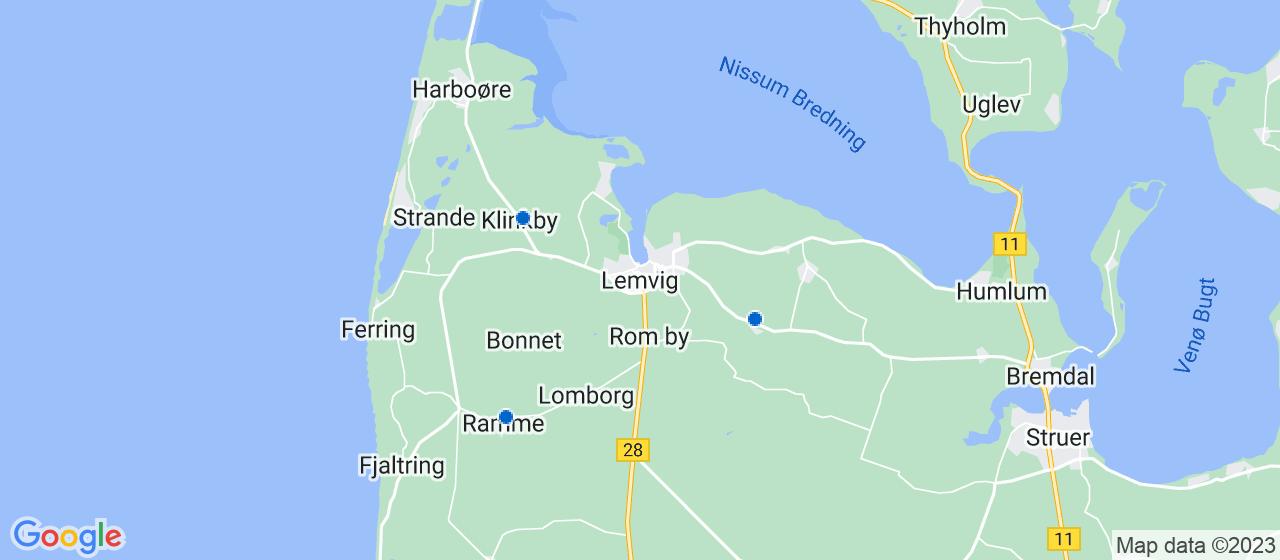 VVS firmaer i Lemvig
