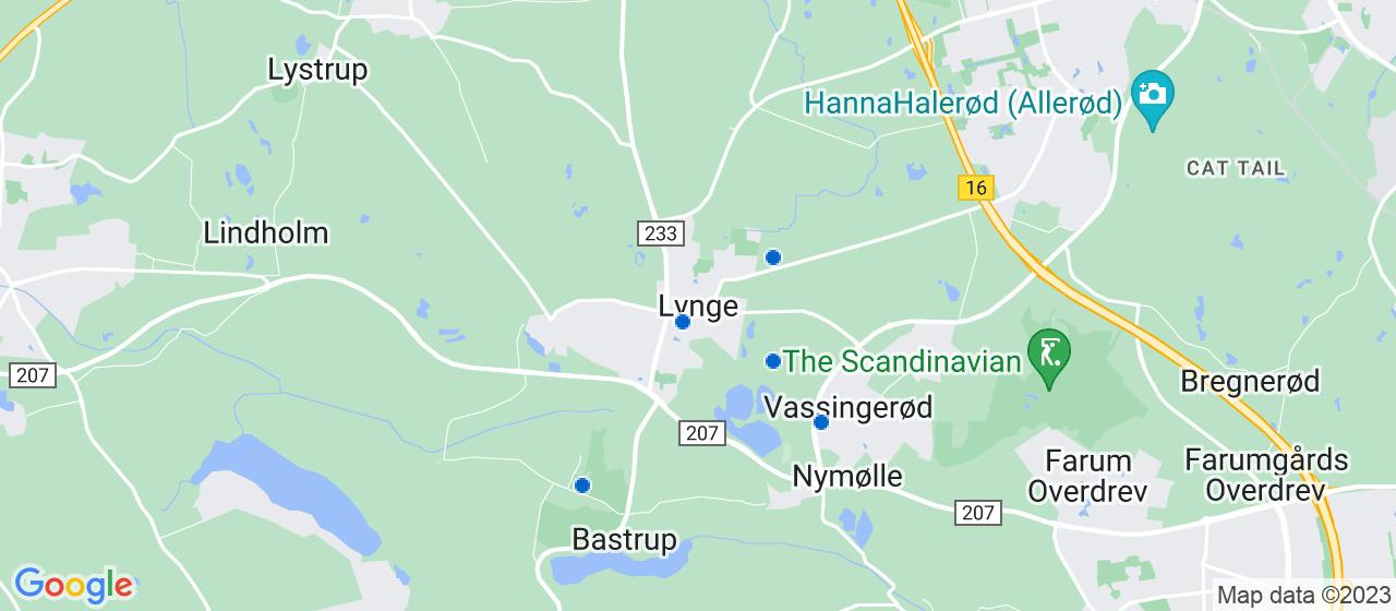 byggefirmaer i Lynge