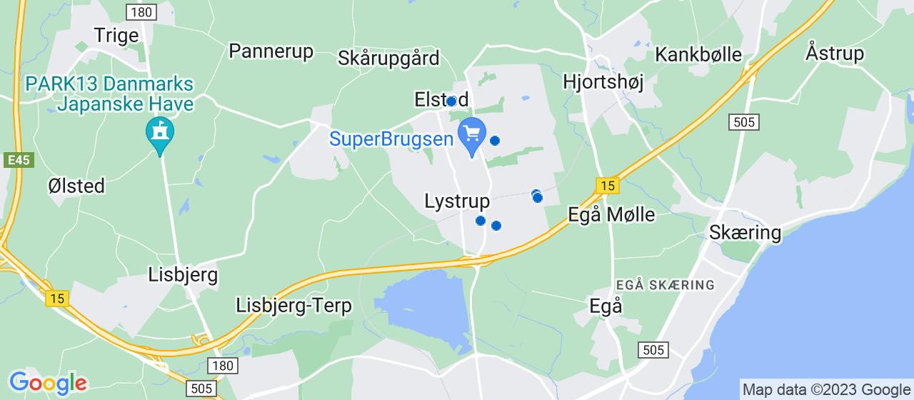 alarmselskaber i Lystrup