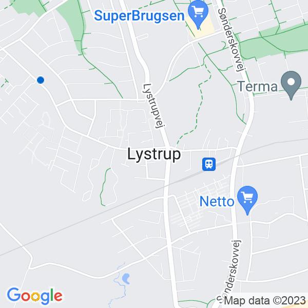 malerfirmaer i Lystrup