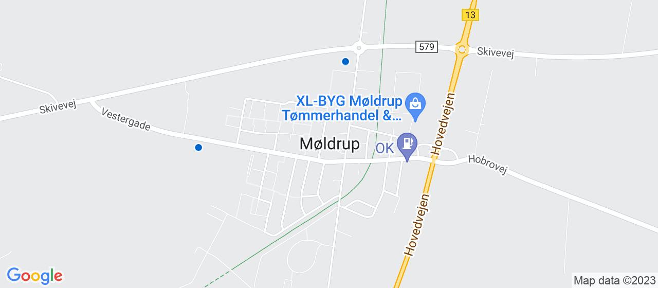 revisorfirmaer i Møldrup