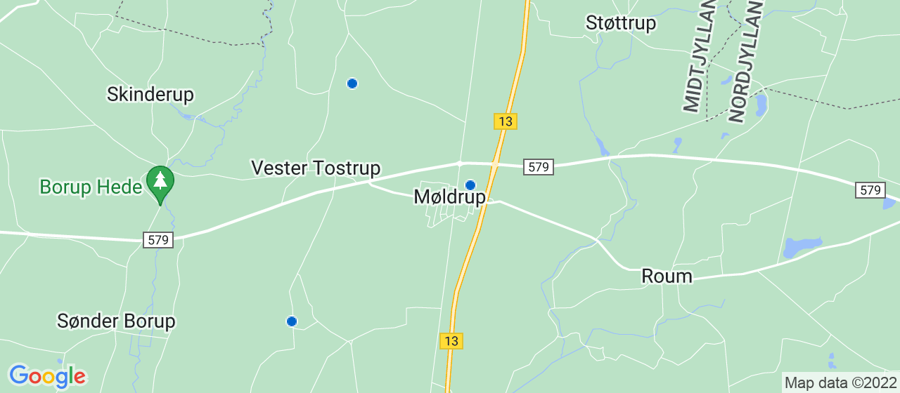 varmepumpe firmaer i Møldrup