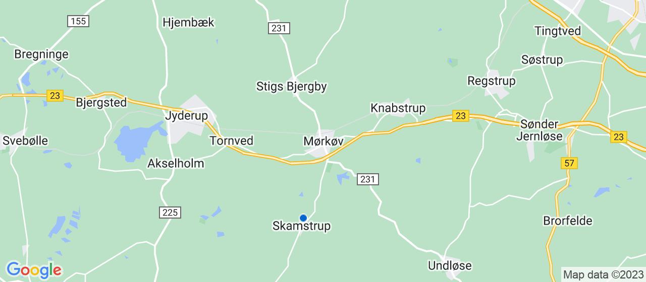 elektrikerfirmaer i Mørkøv