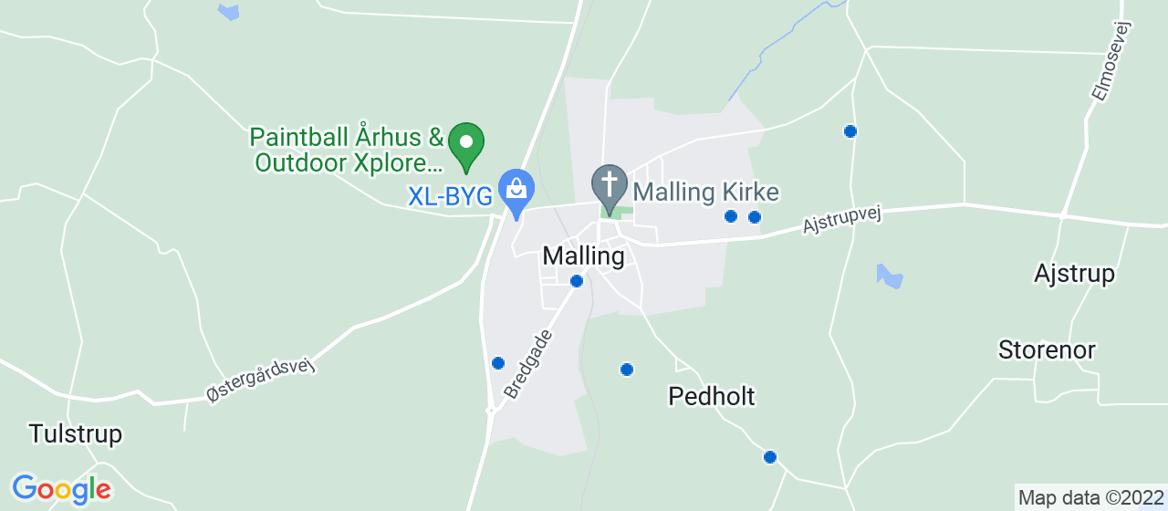 byggefirmaer i Malling