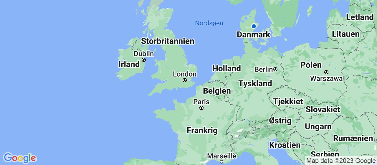 cateringfirmaer i Malling