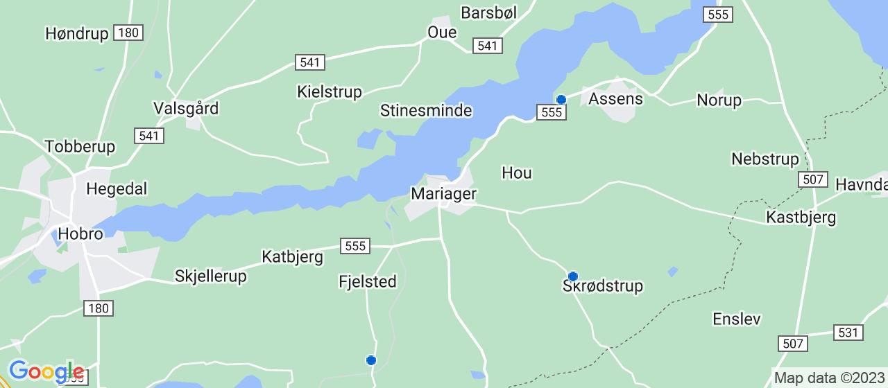 kloakfirmaer i Mariager