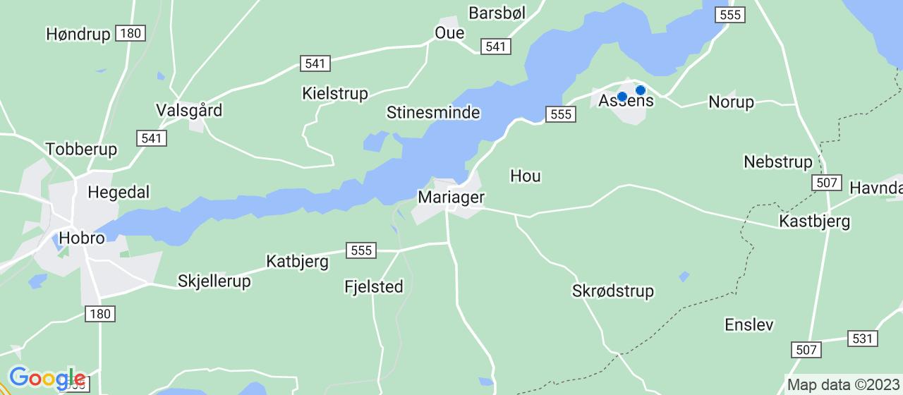 VVS firmaer i Mariager