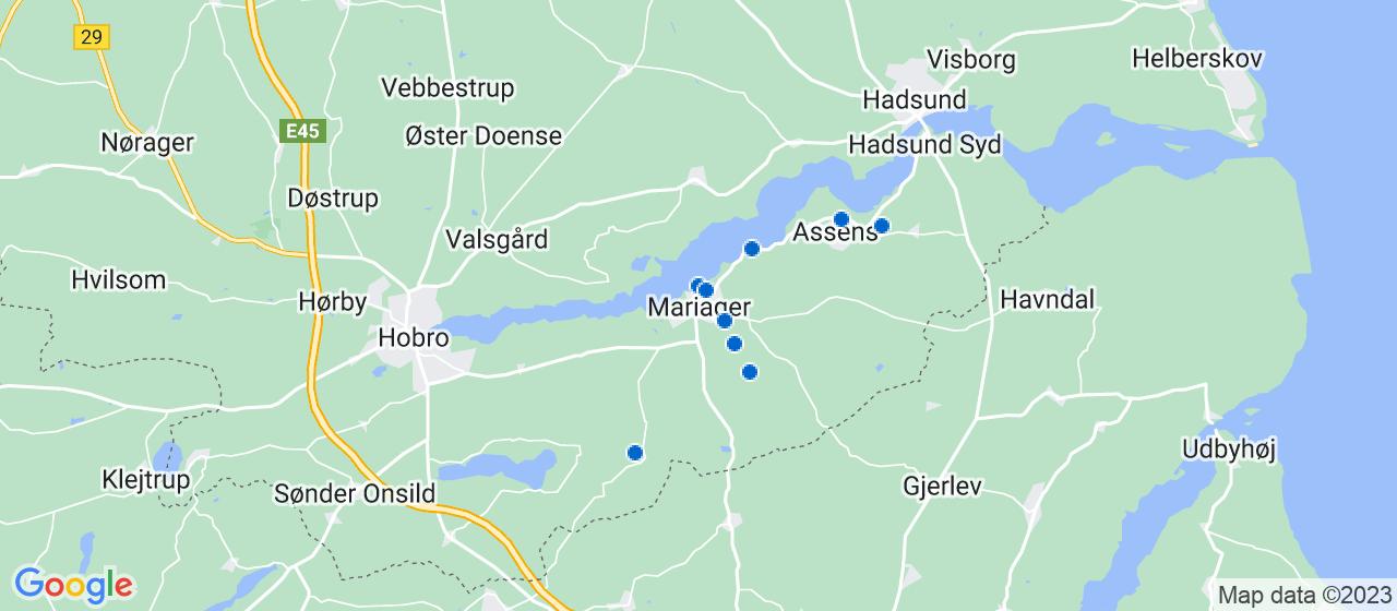 elektrikerfirmaer i Mariager
