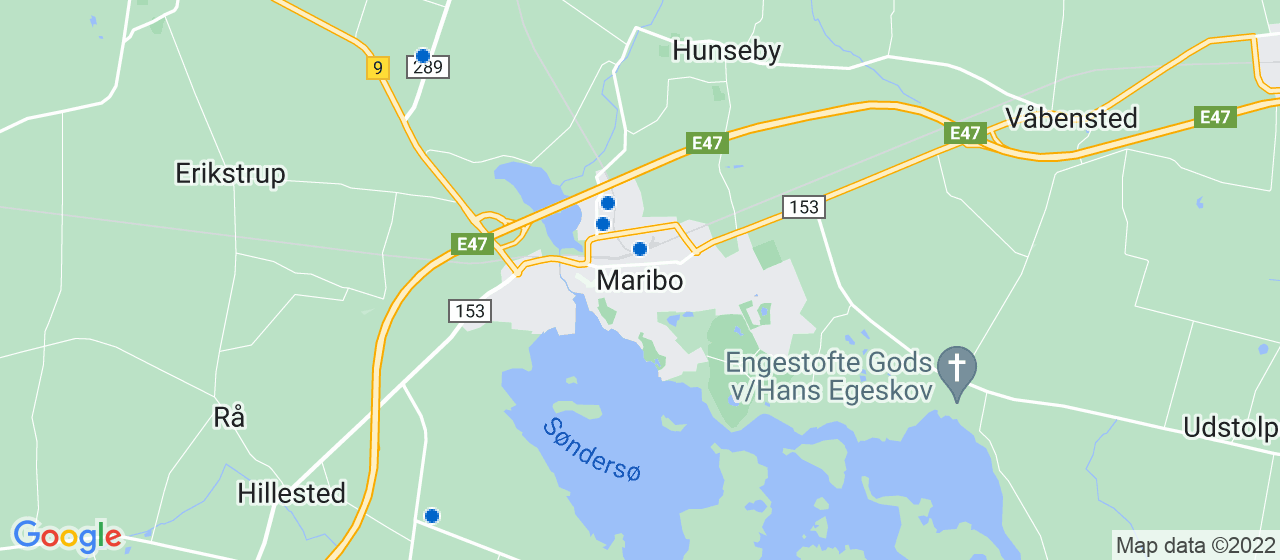 malerfirmaer i Maribo