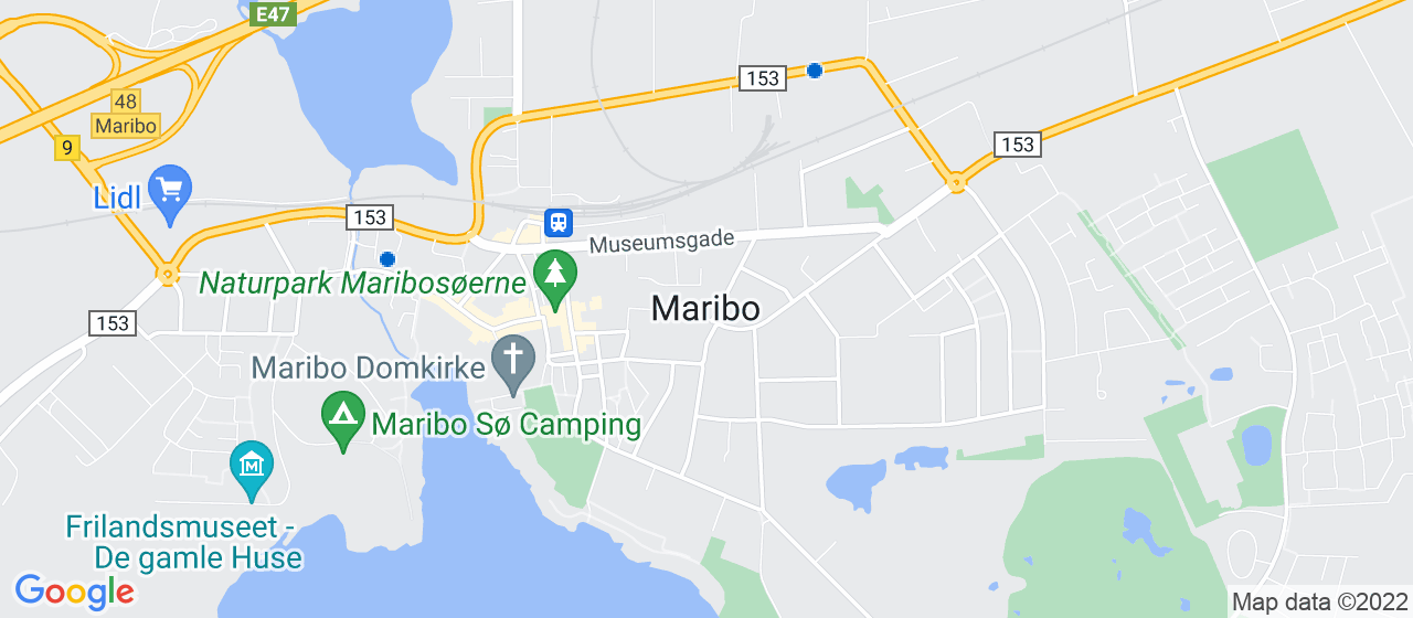 glarmesterfirmaer i Maribo