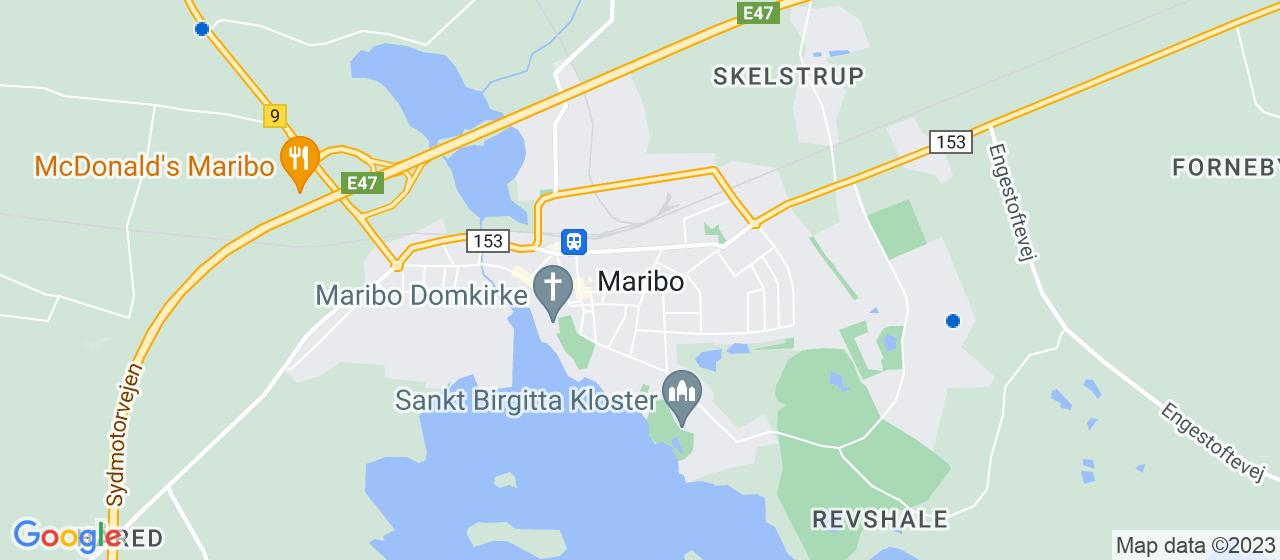 gulvafslibning firmaer i Maribo