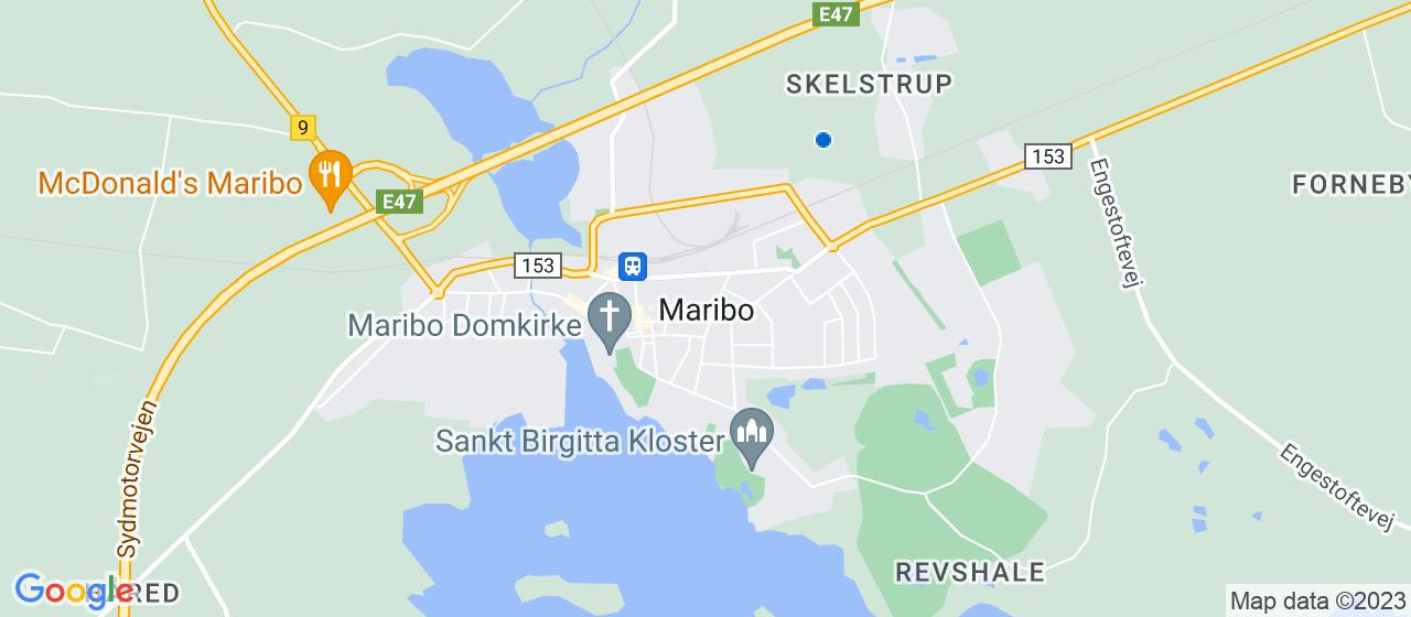 VVS firmaer i Maribo