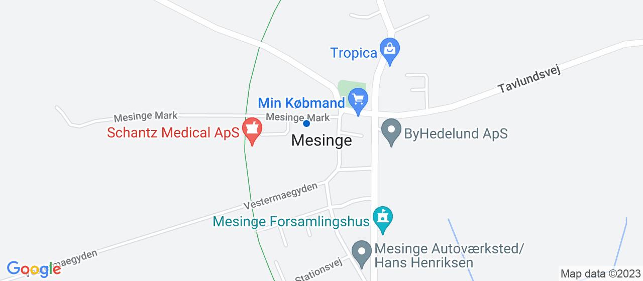 elektrikerfirmaer i Mesinge