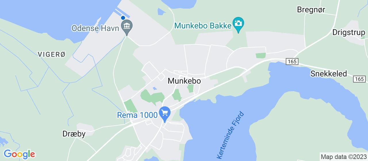 flyttefirmaer i Munkebo