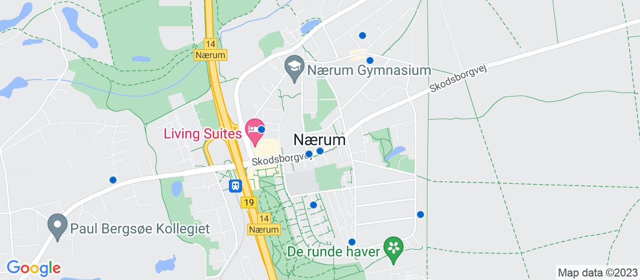 byggefirmaer i Nærum