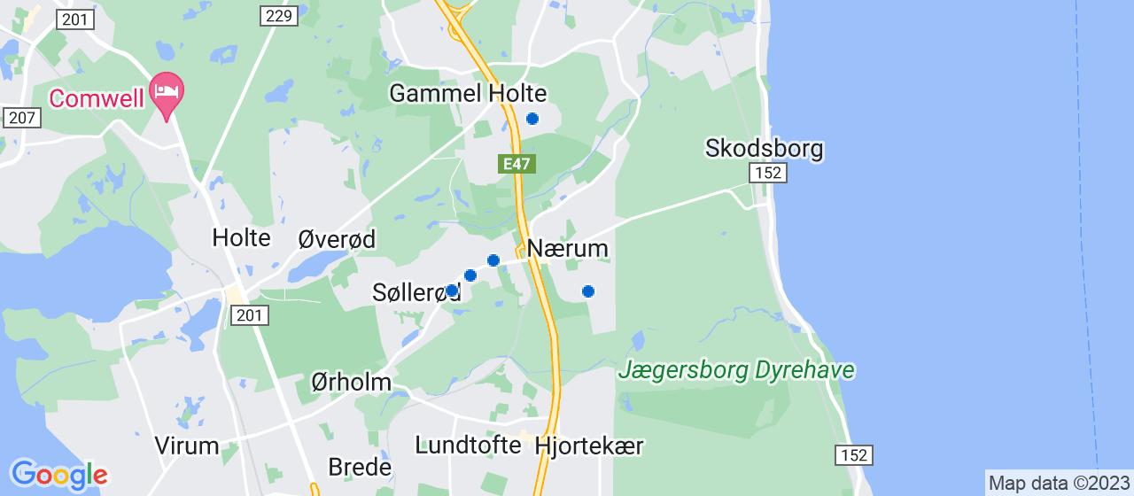 advokatfirmaer i Nærum