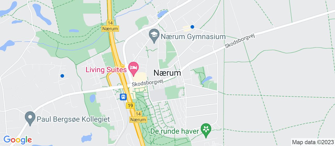 ejendomsmæglerfirmaer i Nærum
