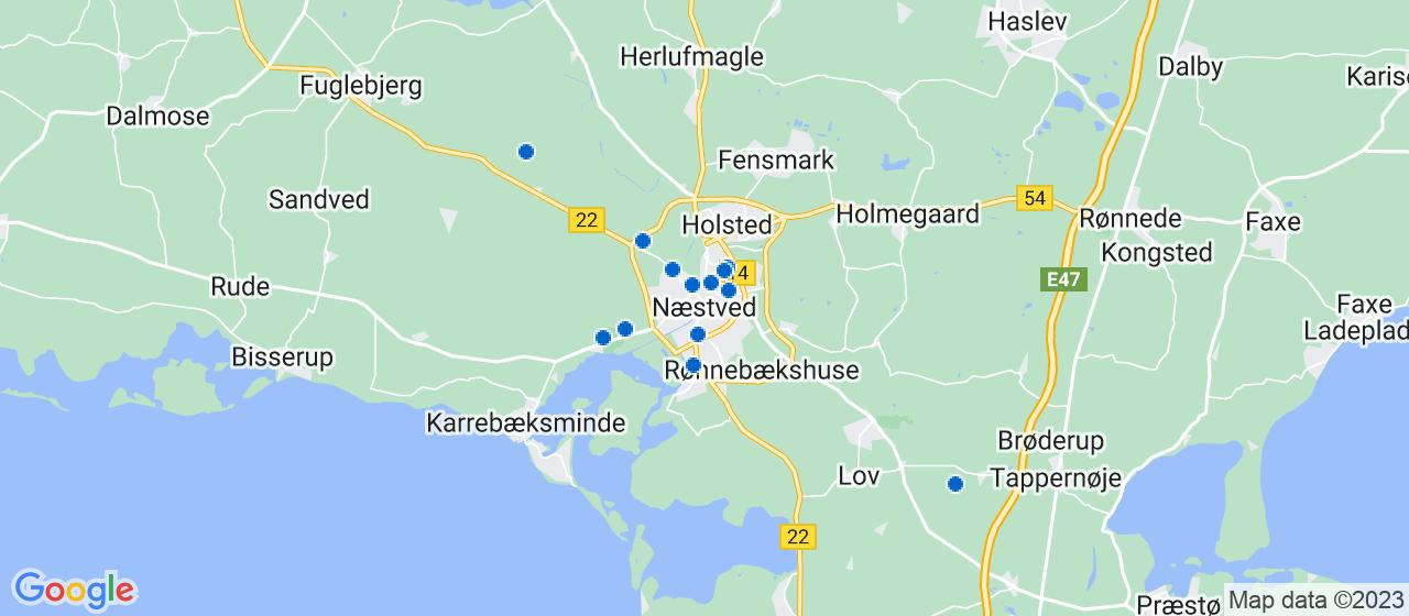 festmusiker i Næstved