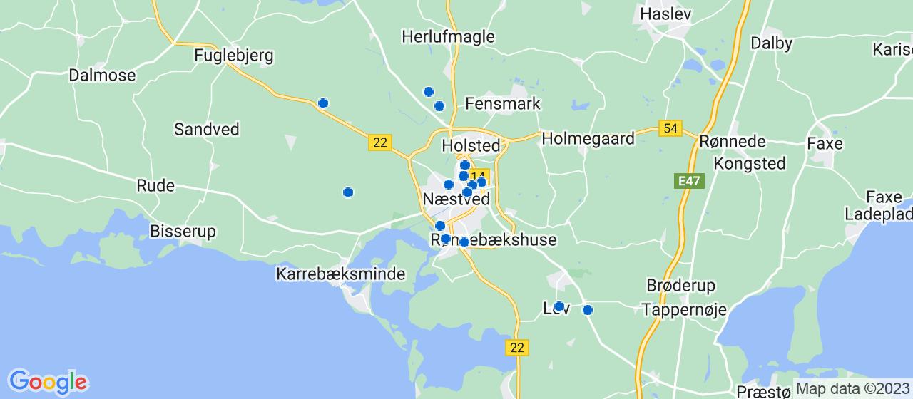 tømrerfirmaer i Næstved