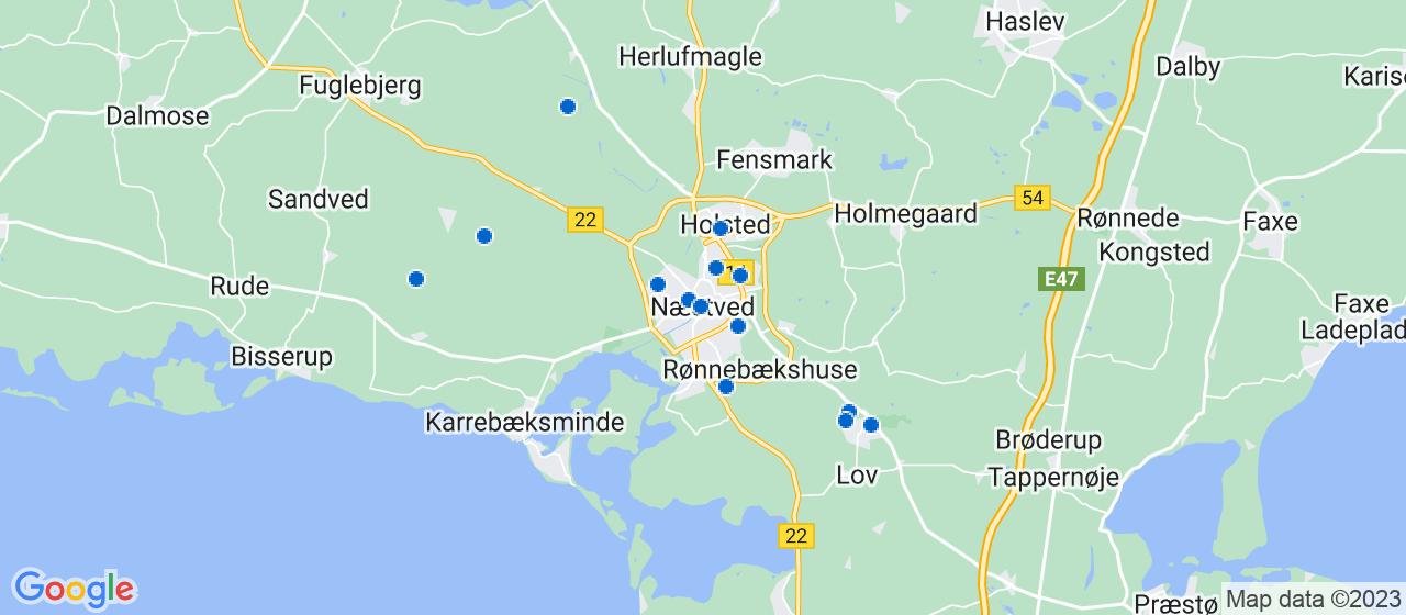 rengøringsfirmaer i Næstved