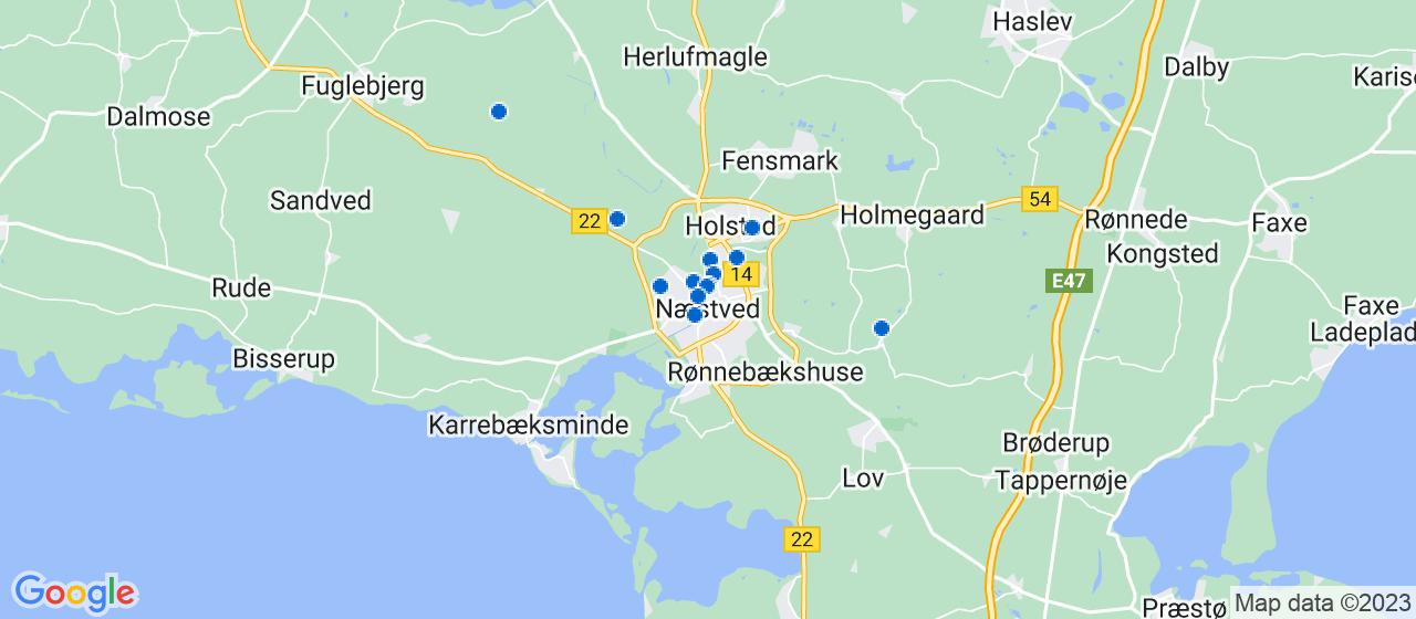 revisorfirmaer i Næstved