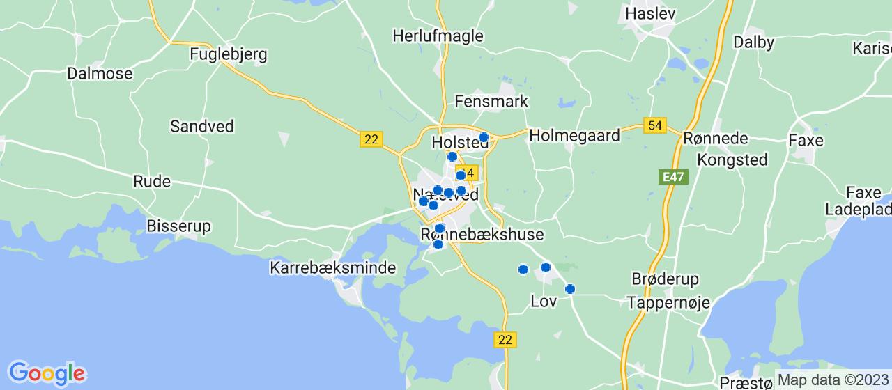 varmepumpe firmaer i Næstved
