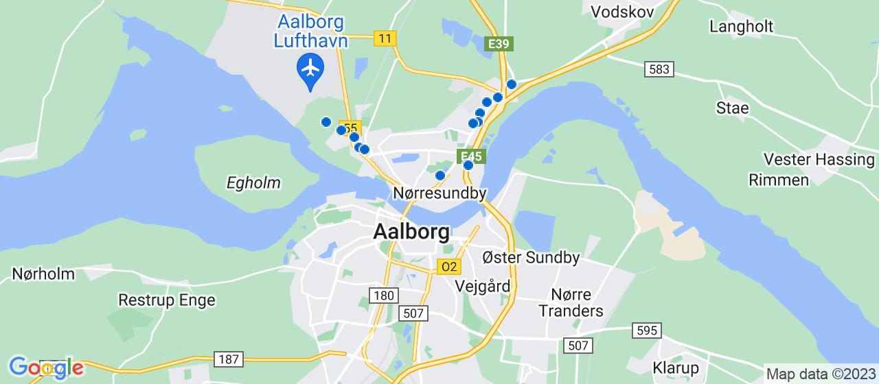 mekaniker firmaer i Nørresundby