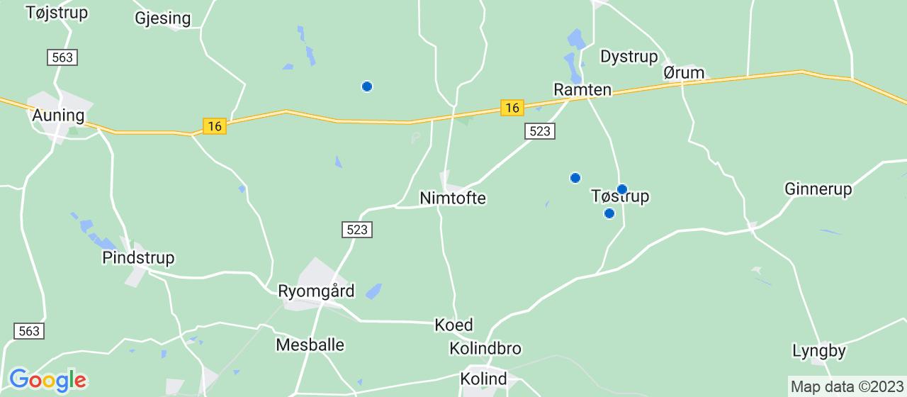 mekaniker firmaer i Nimtofte