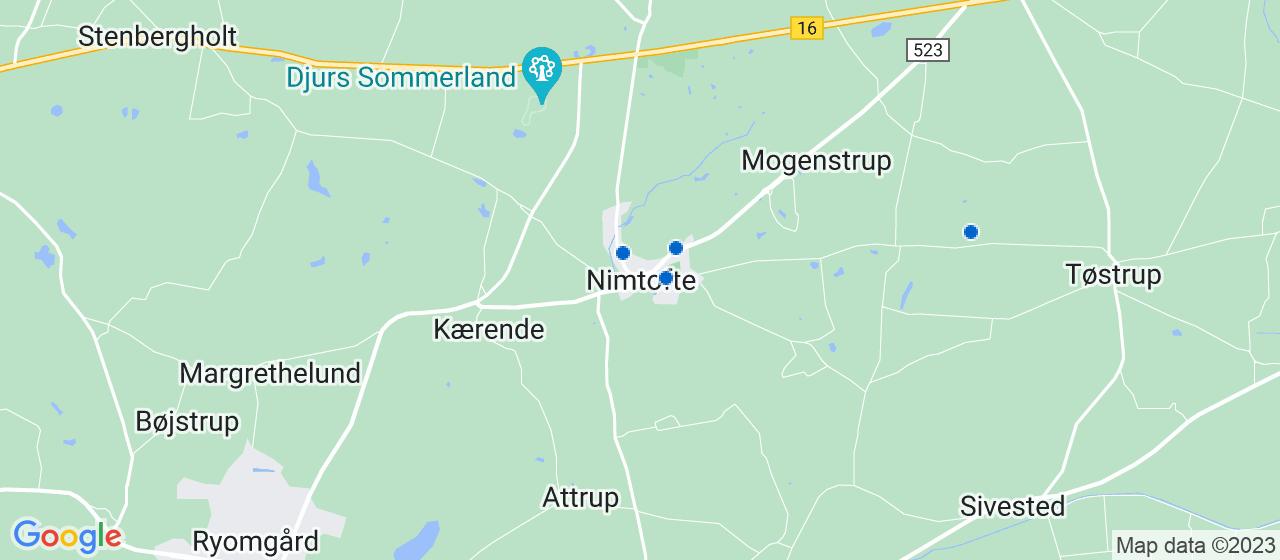 entreprisefirmaer i Nimtofte
