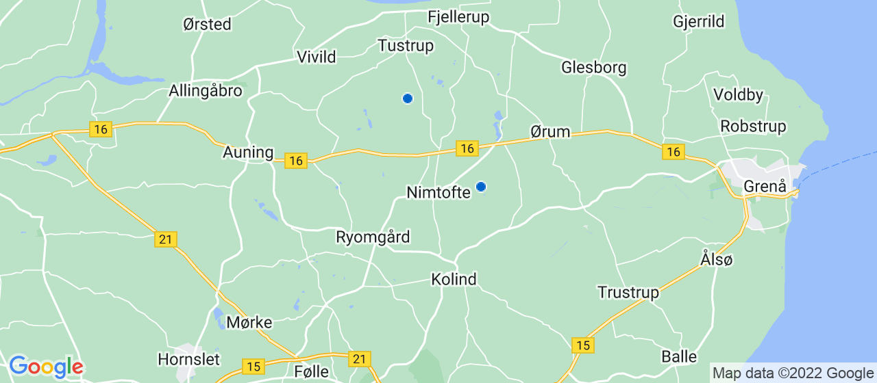 anlægsgartnerfirmaer i Nimtofte