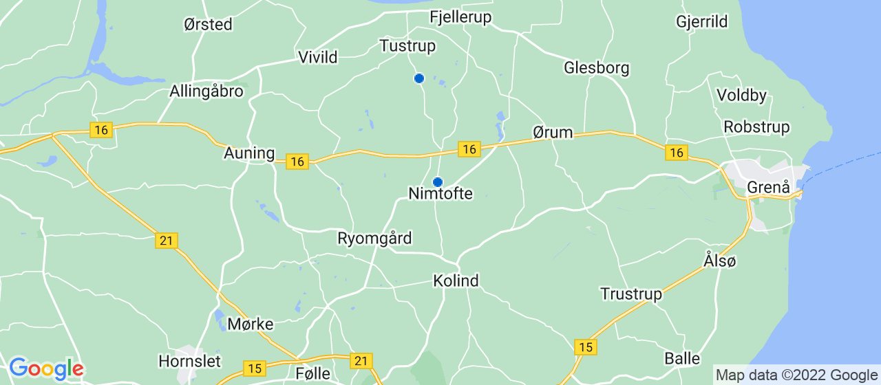varmepumpe firmaer i Nimtofte