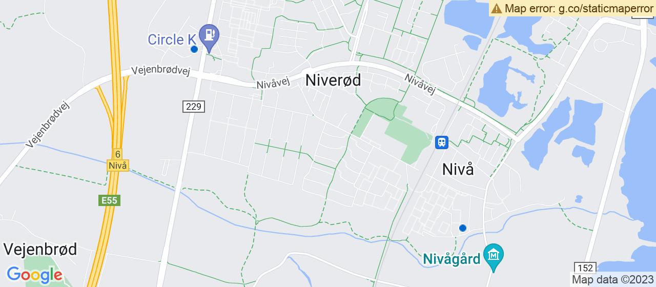 byggefirmaer i Nivå