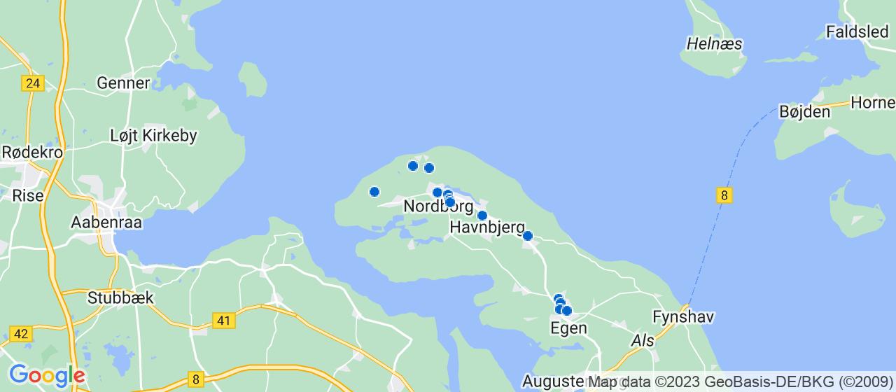 mekaniker firmaer i Nordborg